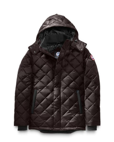 Canada Goose Hendrikson Coat 3205M – Charred Wood Parka for UK Mens