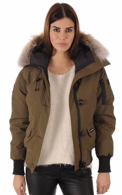 Canada Goose Chilliwack Parka – Women's – Military Green