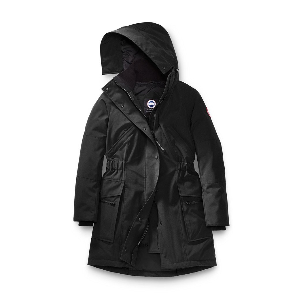 Canada Goose® Women's Kinley Parka – Colour: Black